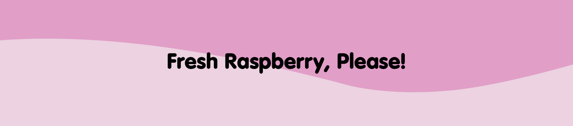 Fresh Raspberry Collection product page