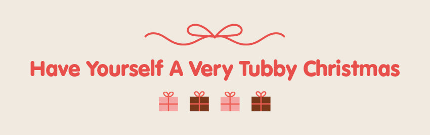 A Very Tubby Christmas Bubble Bath