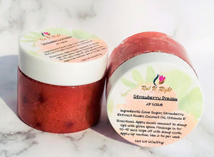 Strawberry Dream Lip Scrub