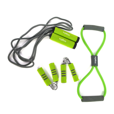 Suxess 4-Piece Full Body Workout Training Set