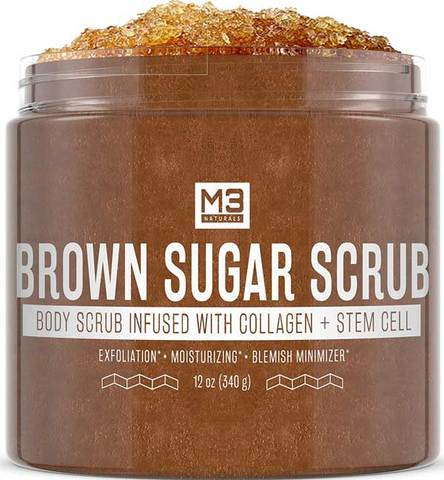 best scrubs for hands and nails