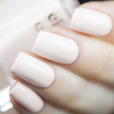 don't forget the cannoli nail polish
