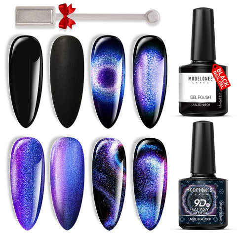 best cat eye nail supplies and sets