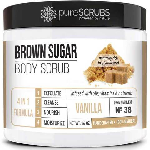 best sugar scrubs for cuticles and nails