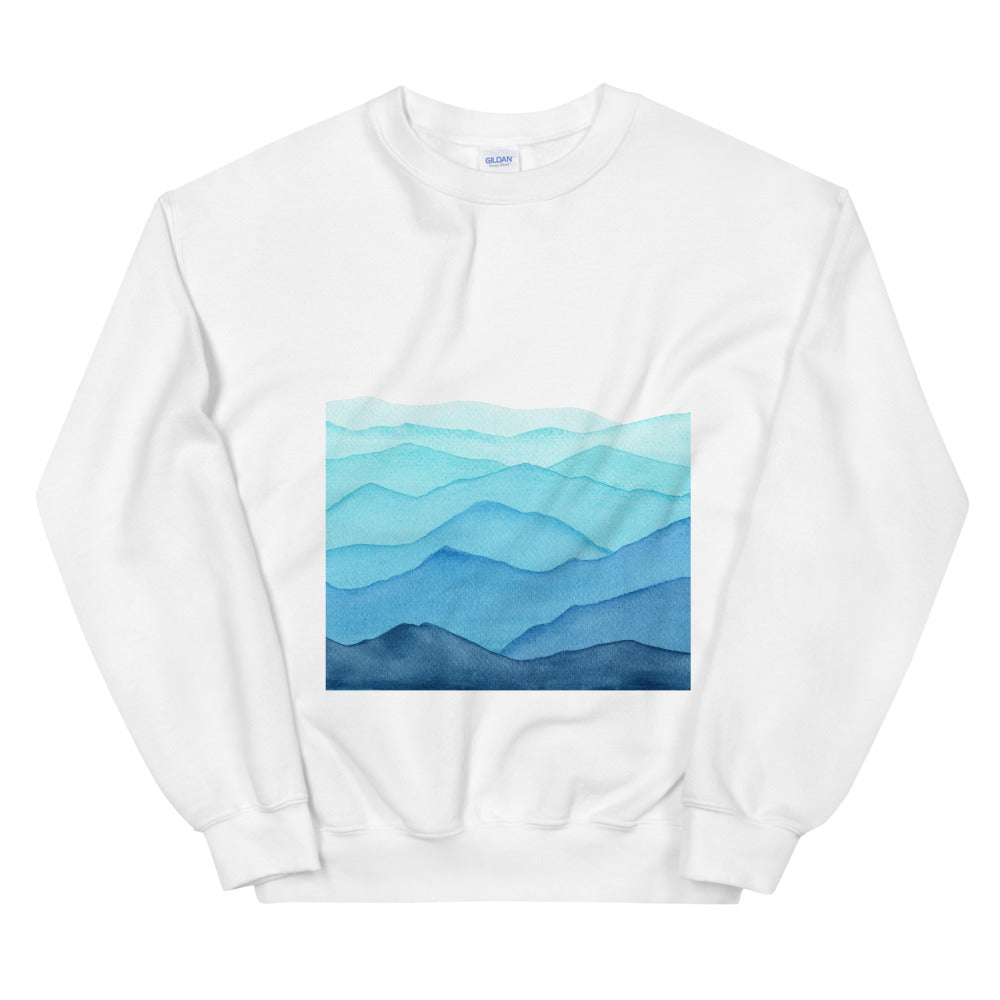"Unisex ""Waves"" Sweatshirt"