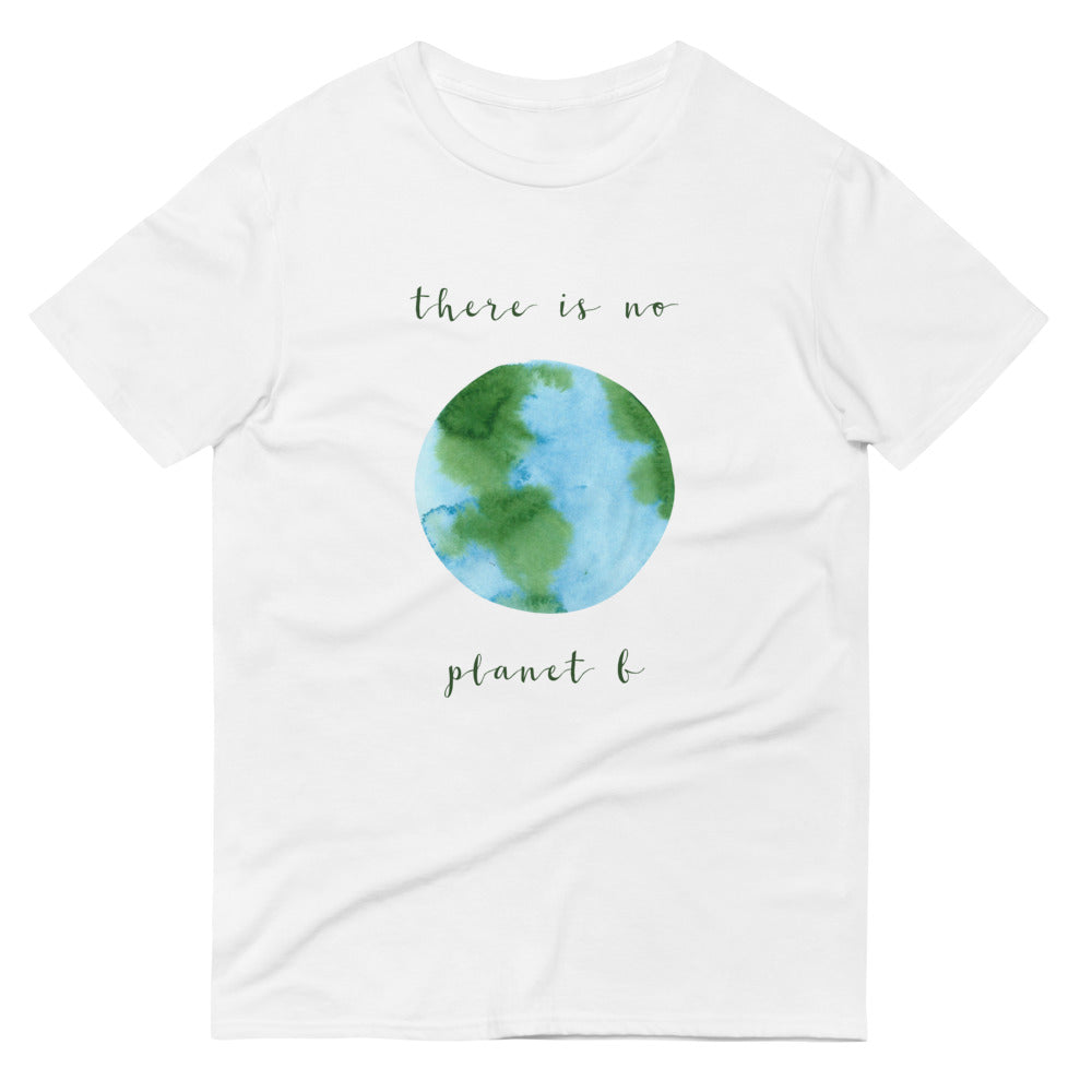"Men's Short-Sleeve ""Planet B"" T-Shirt"