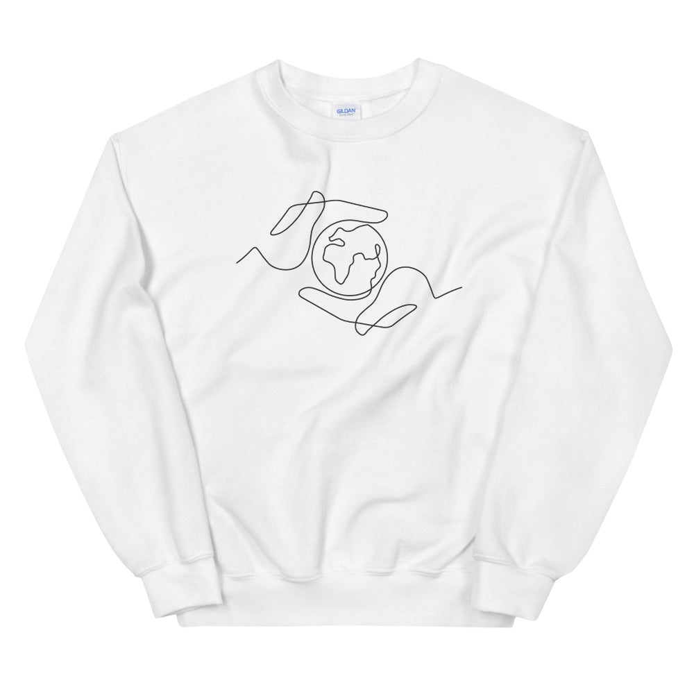 "Unisex ""Save The Earth"" Sweatshirt"