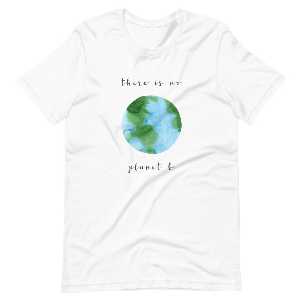 "Short-Sleeve Unisex ""Planet-B"" T-Shirt"