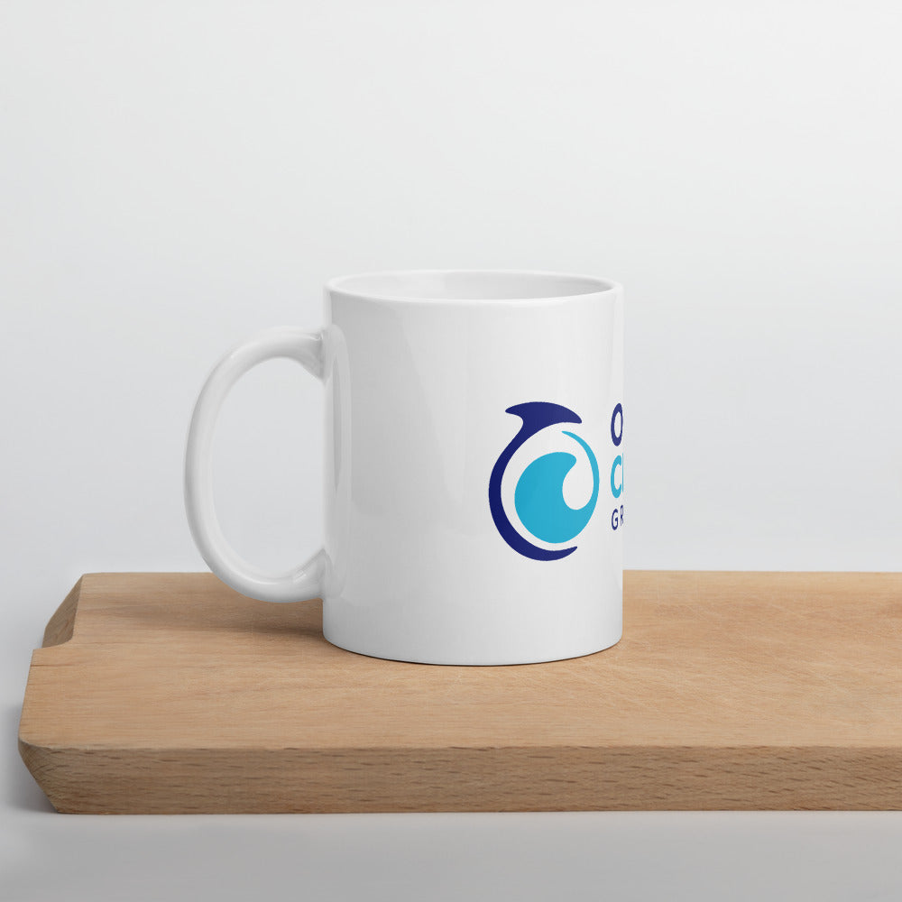 Ocean Cleanup Group Mug