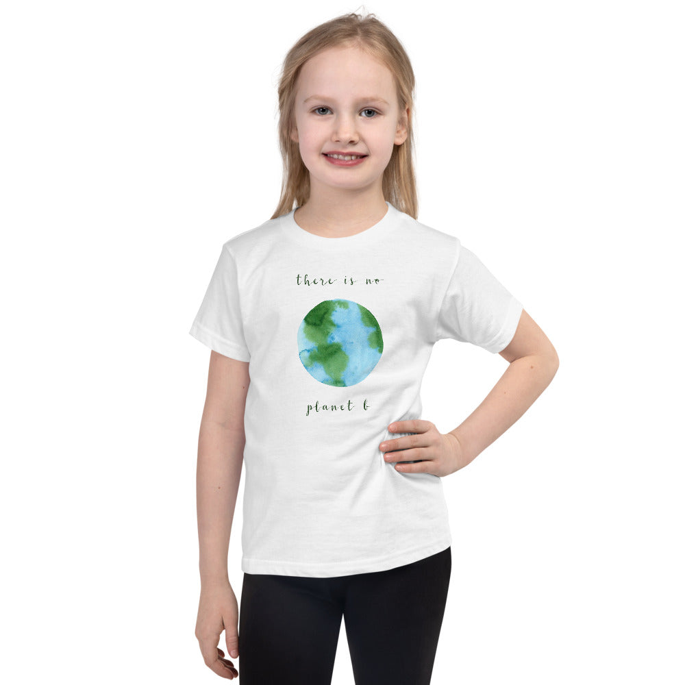 "Short sleeve kids ""Planet B"" t-shirt"
