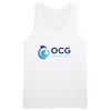 NEW OCG | Mens 100% Organic Cotton Tank Top