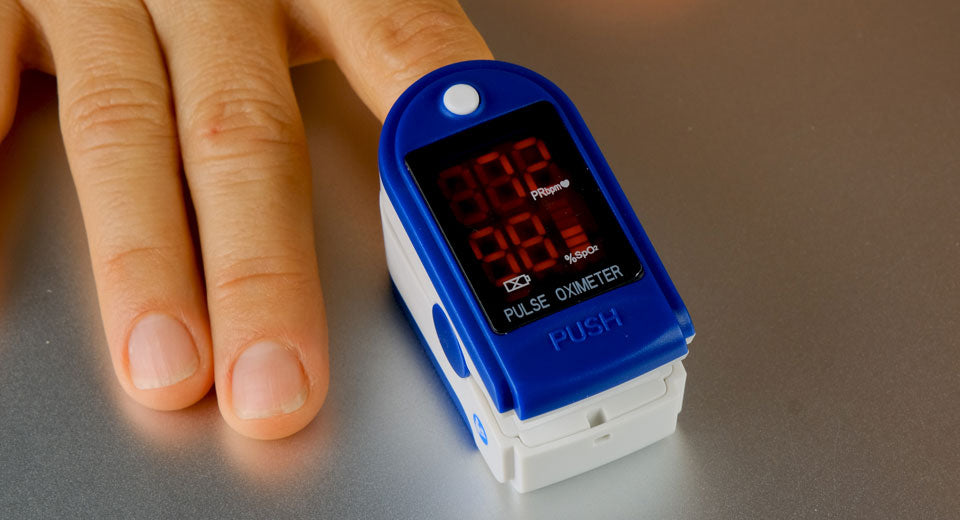 Did you get your oximeter yet?