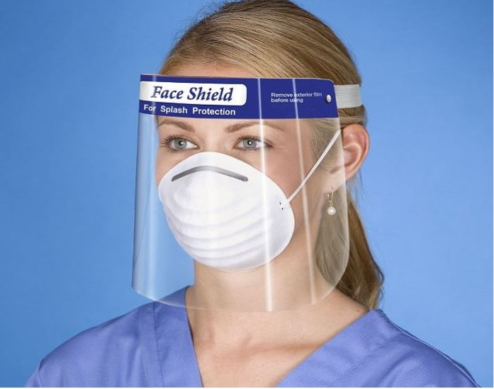 Adult Medical Face Shield