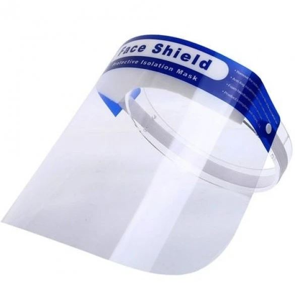 Face Shield - Adult Adjustable Elastic Straps
