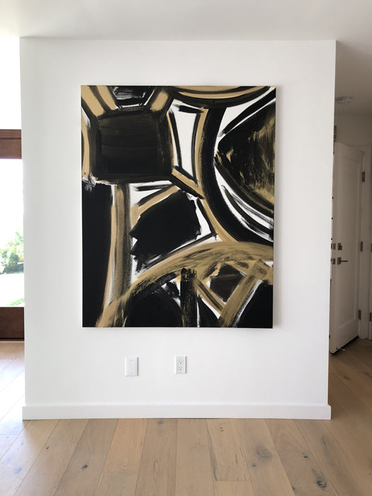 Alexander Salazar fine art paintings designing private residences
