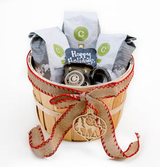 Cura Coffee Holiday Gift Basket - Large