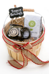 Cura Coffee Holiday Gift Basket - Small