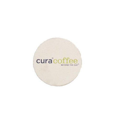 Stone Cura Coffee Coaster