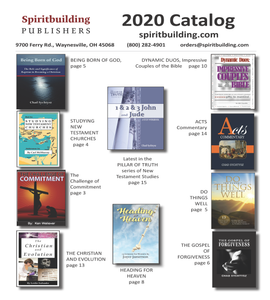 Download our 2020 Catalog!