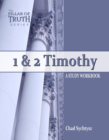 1 & 2 Timothy: A Study Workbook