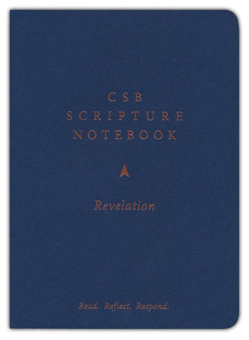 CSB Scripture Notebook, Revelation