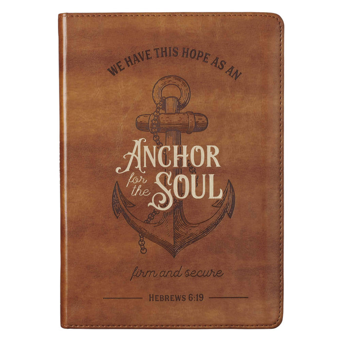 Anchor for the Soul Journal for Men