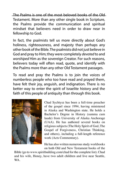 A Study of the Book of Psalms