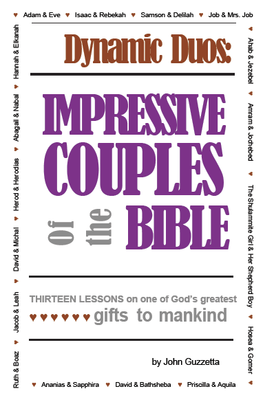 Dynamic Duos: Impressive Couples of the Bible