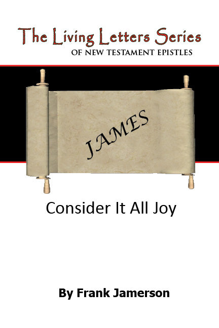 James: Consider it all Joy