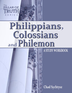 Philippians, Colossians, & Philemon: A Study Workbook