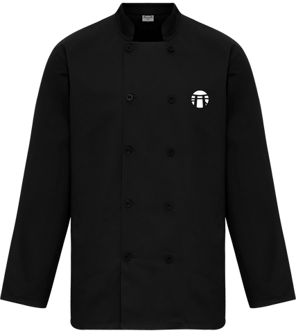 Samouraï Chef's Jacket mixed long sleeves