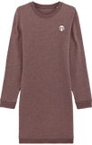 Samouraï Sweatshirt Dress Round Neck Stella Kicks