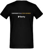 Bert - Everybody is a crew member - T-shirt