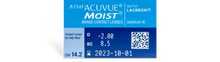 Load image into Gallery viewer, 1-DAY ACUVUE MOIST 30 Pack