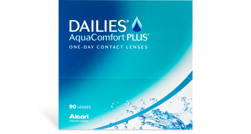 DAILIES AquaComfort 90 Pack