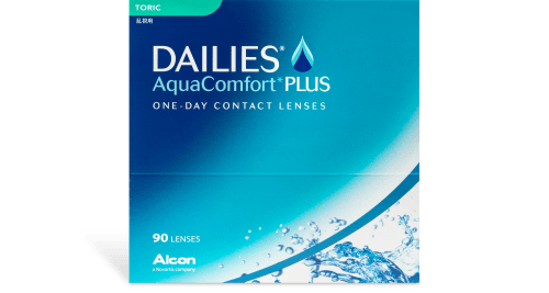 Dalies AquaComfort Plus Toric 90 Pack