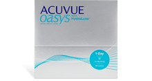 Load image into Gallery viewer, ACUVUE OASYS 1-Day 90 pack with HydraLuxe