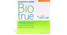 Load image into Gallery viewer, Biotrue ONEday for Astigmatism 90 Pack