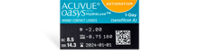 Load image into Gallery viewer, ACUVUE OASYS 1-Day for ASTIGMATISM  with HydraLuxe 30 Pack