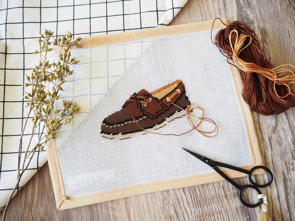 Topsider Shoe Kit - AudreyWu Designs