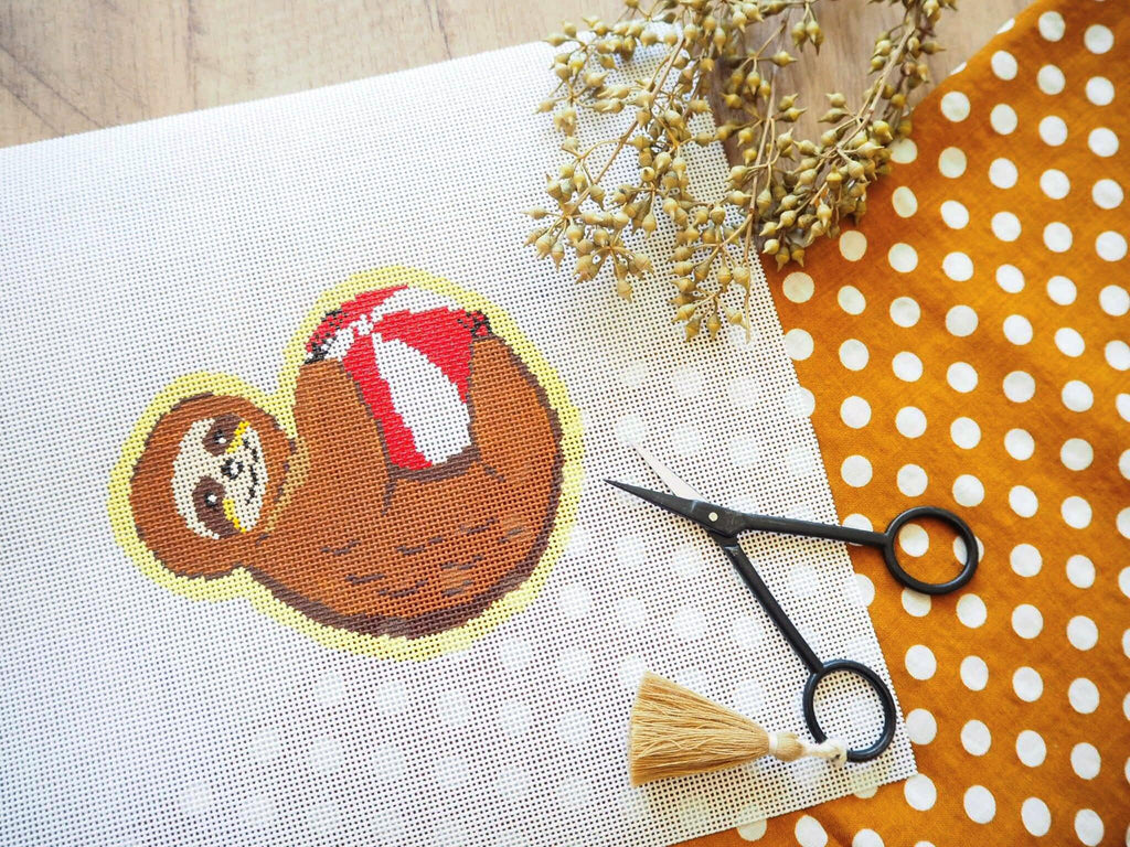 Sid the Sloth - AudreyWu Designs