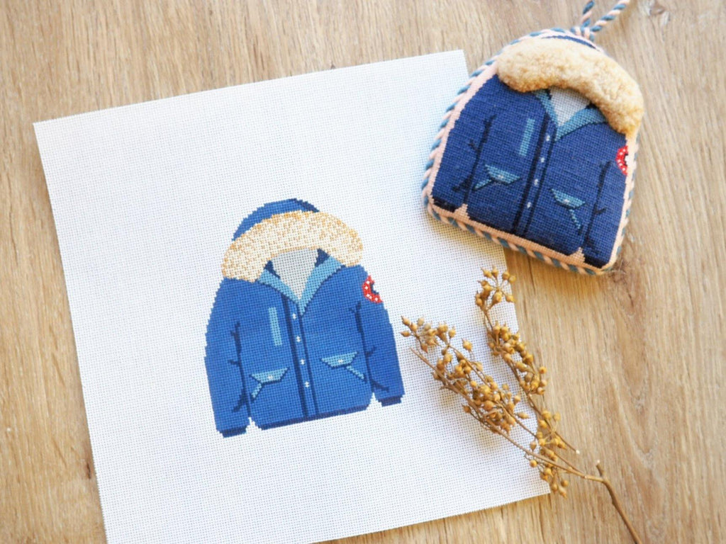 Down Jacket - AudreyWu Designs