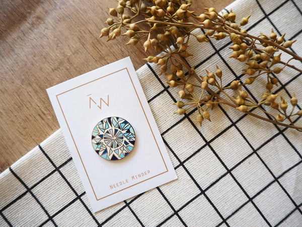 Diamond Needle Minder - AudreyWu Designs