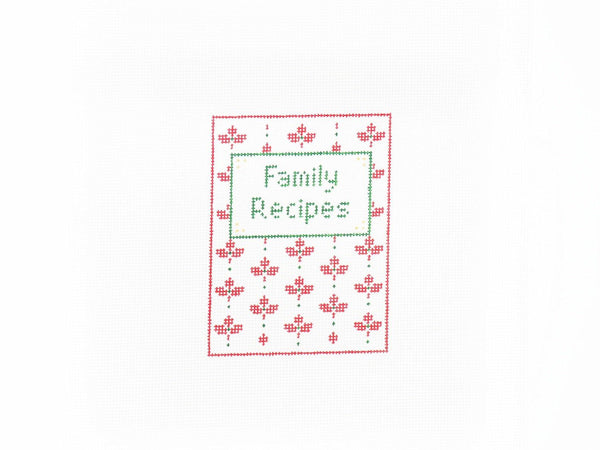 Family Recipes - Christmas Edition - AudreyWu Designs