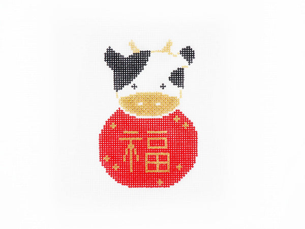 The Year of the Cow - AudreyWu Designs