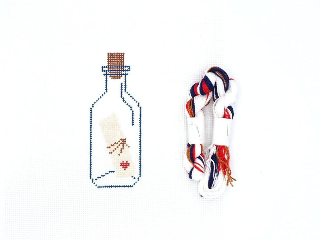 Love Letter in a Bottle Kit - AudreyWu Designs