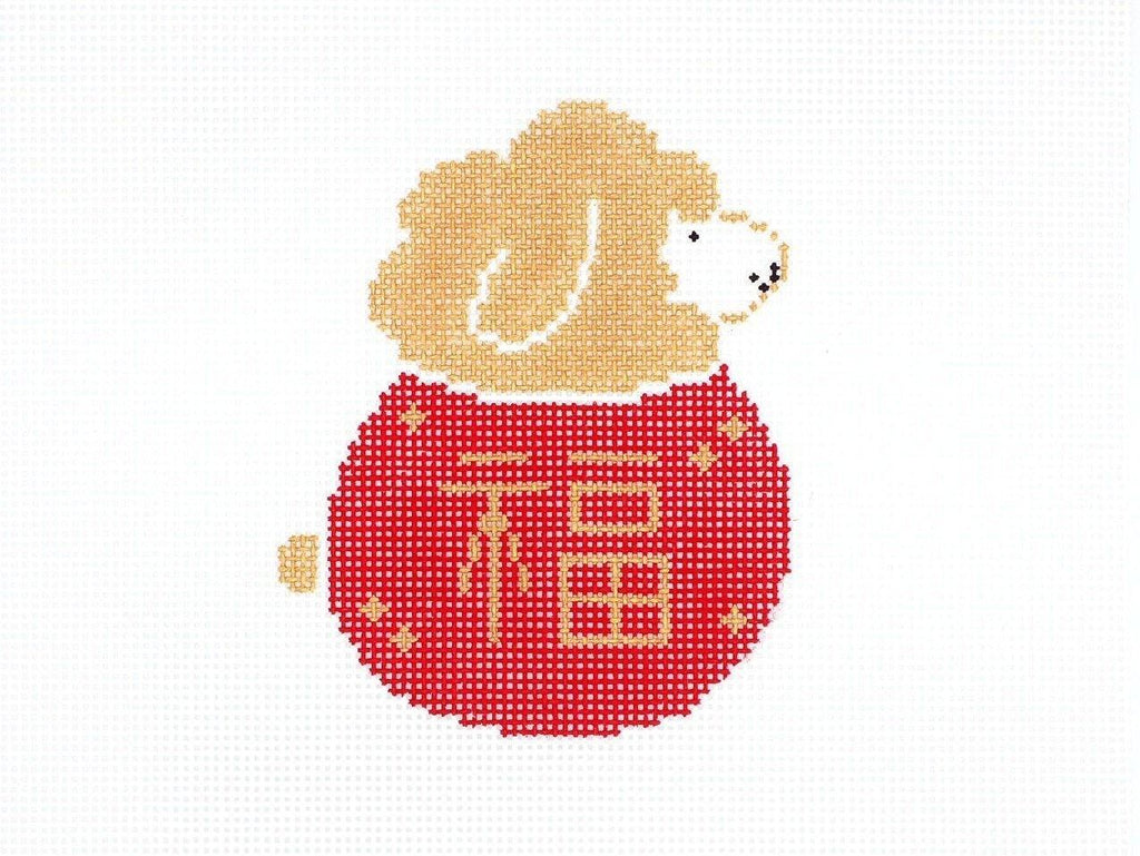 The Year of the Sheep - AudreyWu Designs