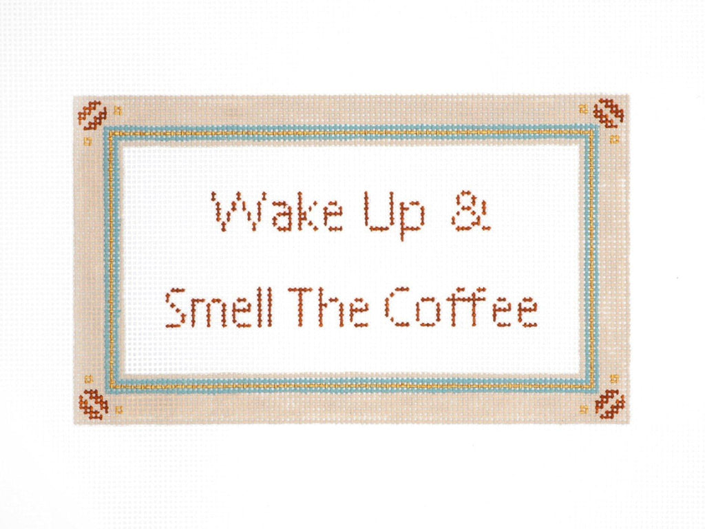 Wake Up & Smell The Coffee - AudreyWu Designs