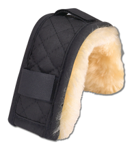 Load image into Gallery viewer, Waldhausen Sheepskin Noseband 18cm