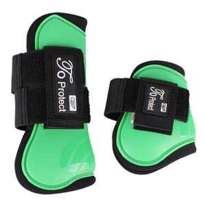 QHP Luxury Tendon Boots Set